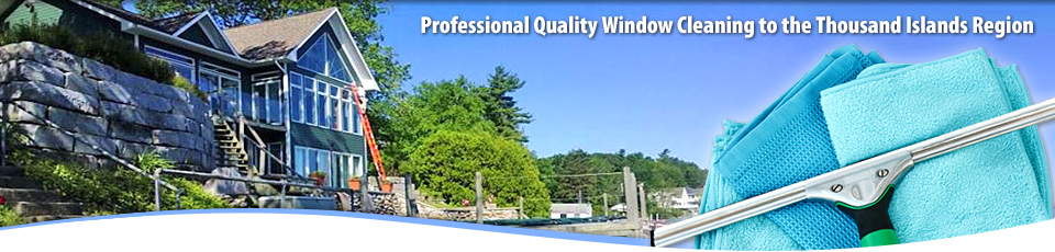 Professional Quality Window Cleaning