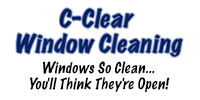 C Clear window Logo